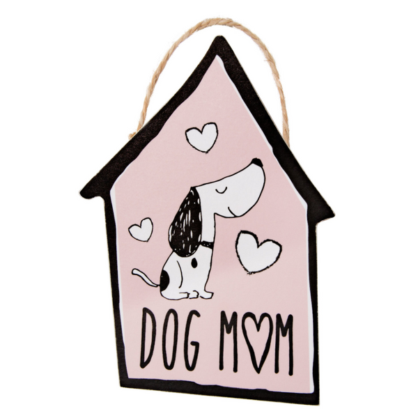 Dog Mom Magnet - Flamingo Boutique