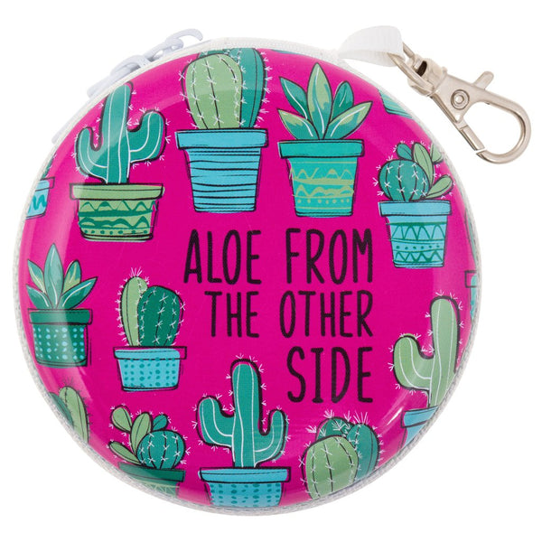 Aloe From The Other Side Bits & Buds Case - Flamingo Boutique