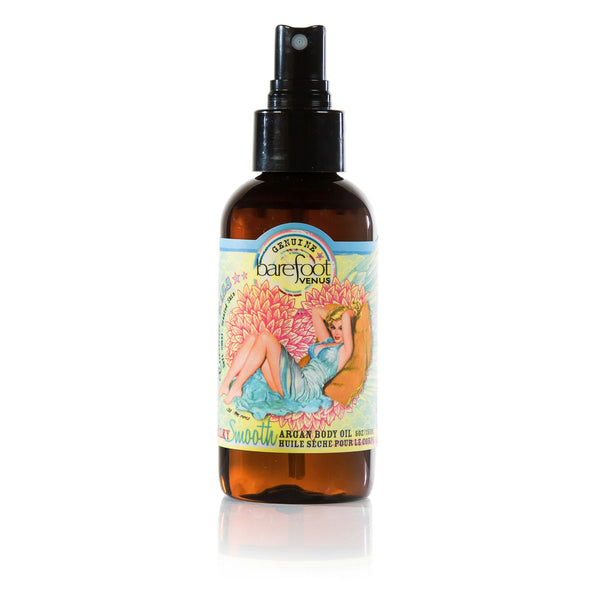 Coconut Kiss Argan Body Oil - Flamingo Boutique