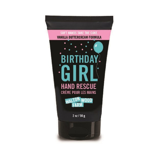 Birthday Girl Hand Cream Tube