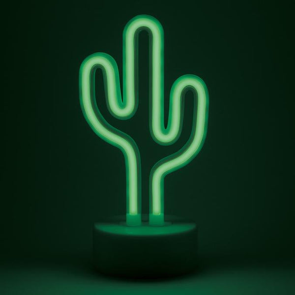 Cactus Mini LED Light - Flamingo Boutique