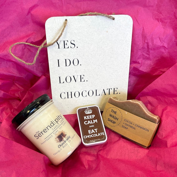 You're The Sweetest Chocolate Themed Gift Box