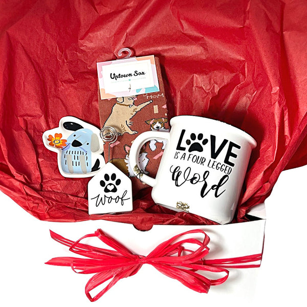 Dog Mom Gift Box