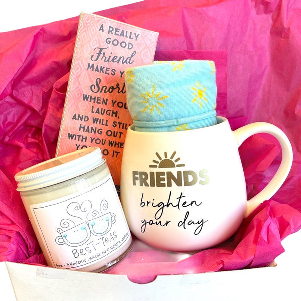 Best Friends Gift Box