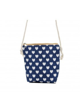 Heart Crossbody Purse