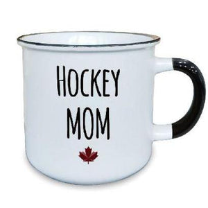 Hockey Mom  - Ceramic Mug - Flamingo Boutique