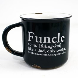Funcle Mug - Flamingo Boutique