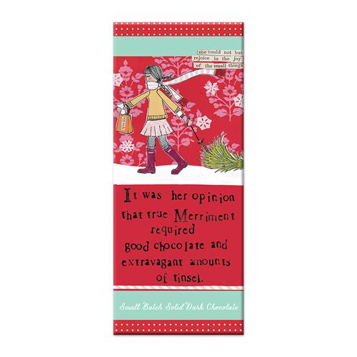 Merriment Chocolate Bar