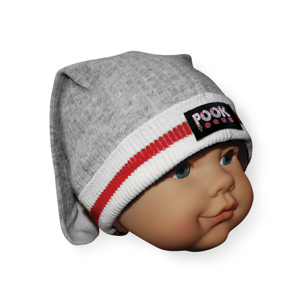 Pookie Toquie - Red Baby Hat
