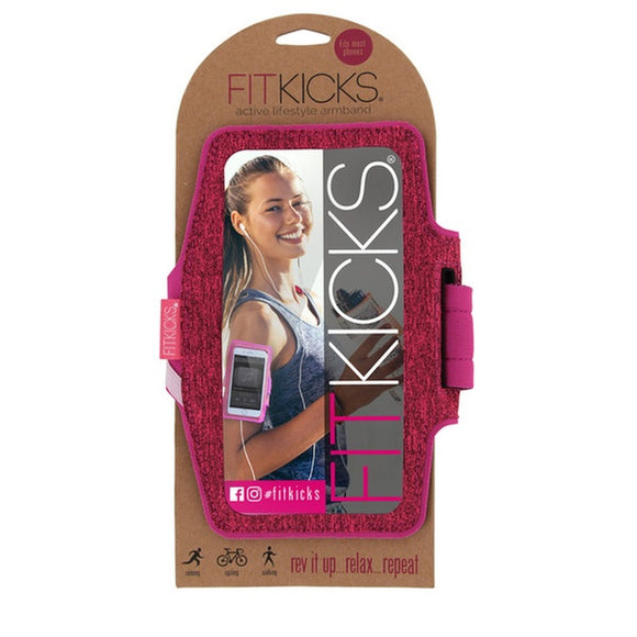 Fitkicks Armband Phone Holder - Flamingo Boutique