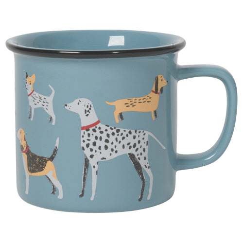 Dog Days Heritage Mug - Flamingo Boutique