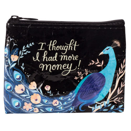 I Thought I Had More Money Coin Purse - Flamingo Boutique