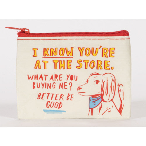 At The Store Coin Purse - Flamingo Boutique