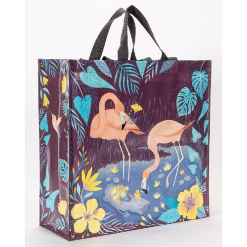 Flamingo Shopping Tote - Flamingo Boutique