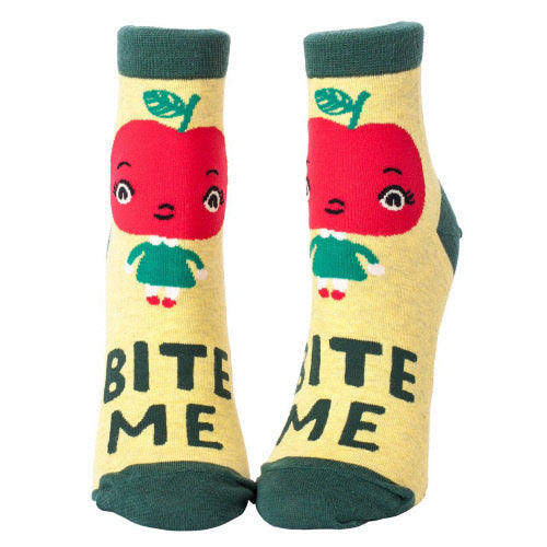 Bite Me Ankle Socks - Flamingo Boutique