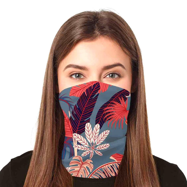 Tropical Print Gaiter