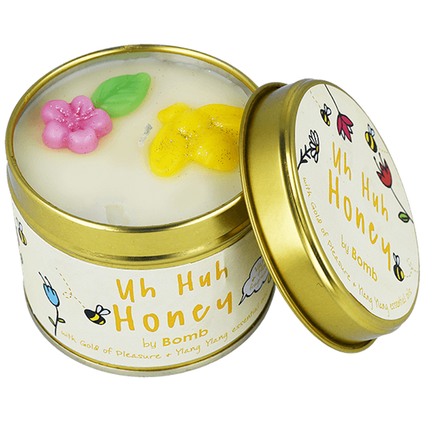 Uh Huh Honey Tinned Candle