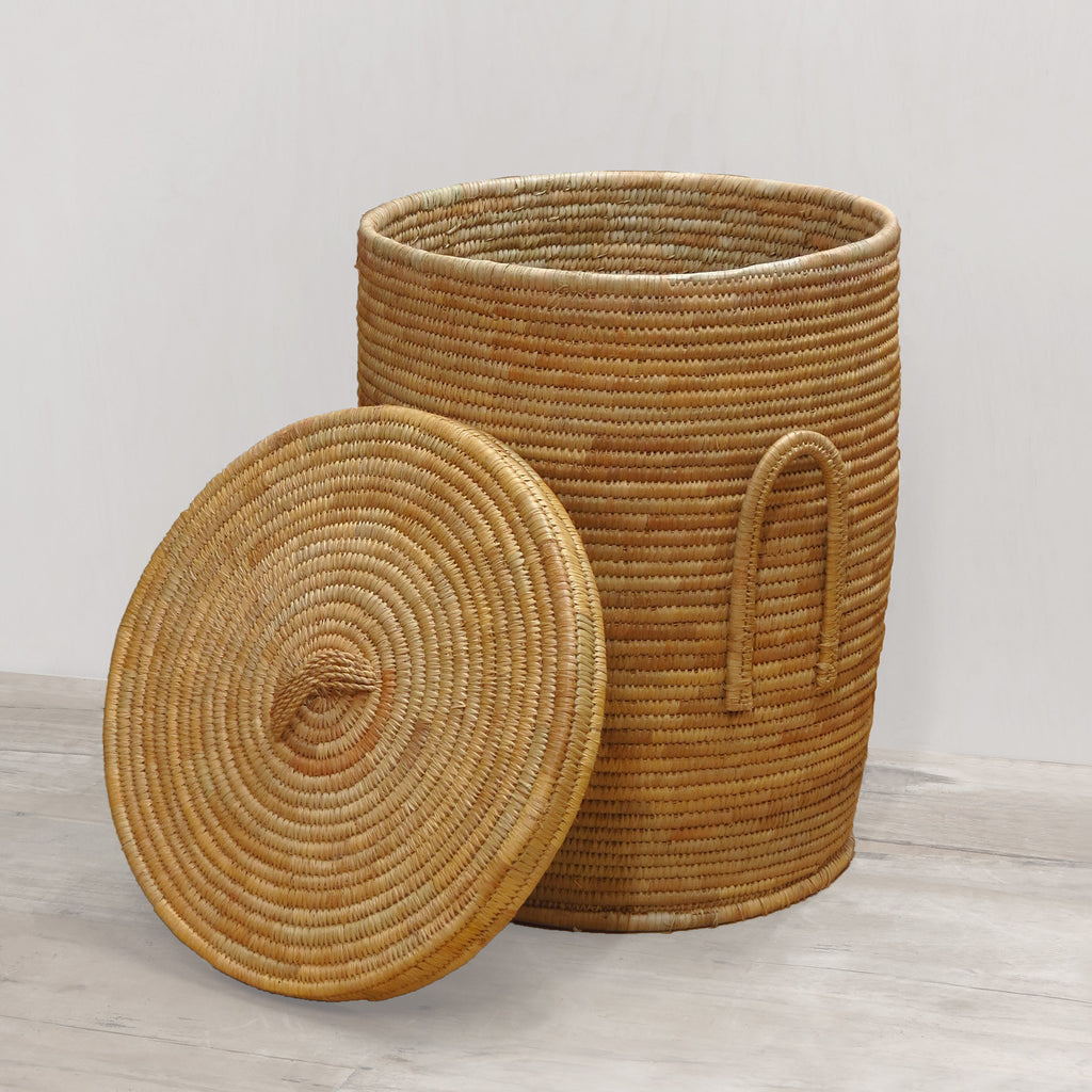 Large Natural Washer Basket