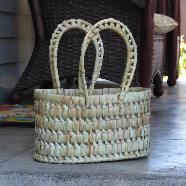 Small Oblong Basket