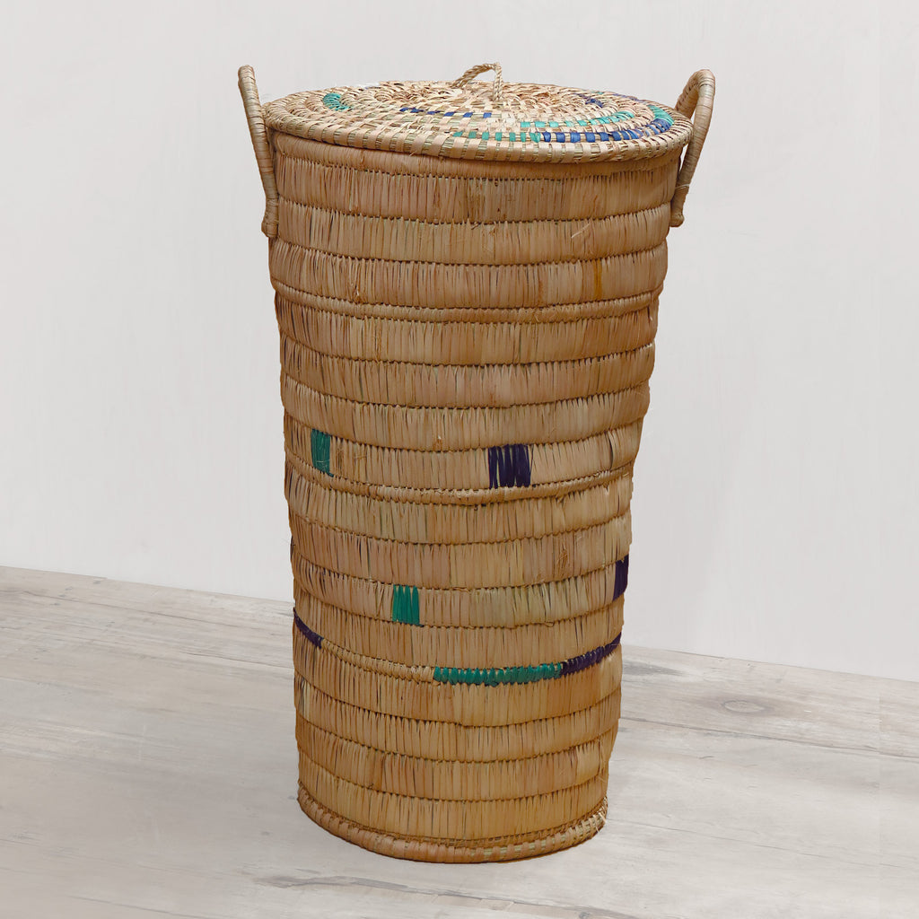 Tall Whimsy Basket