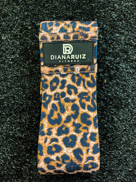 RESTOCKED! Leopard Print Booty Band (Limited Edition)