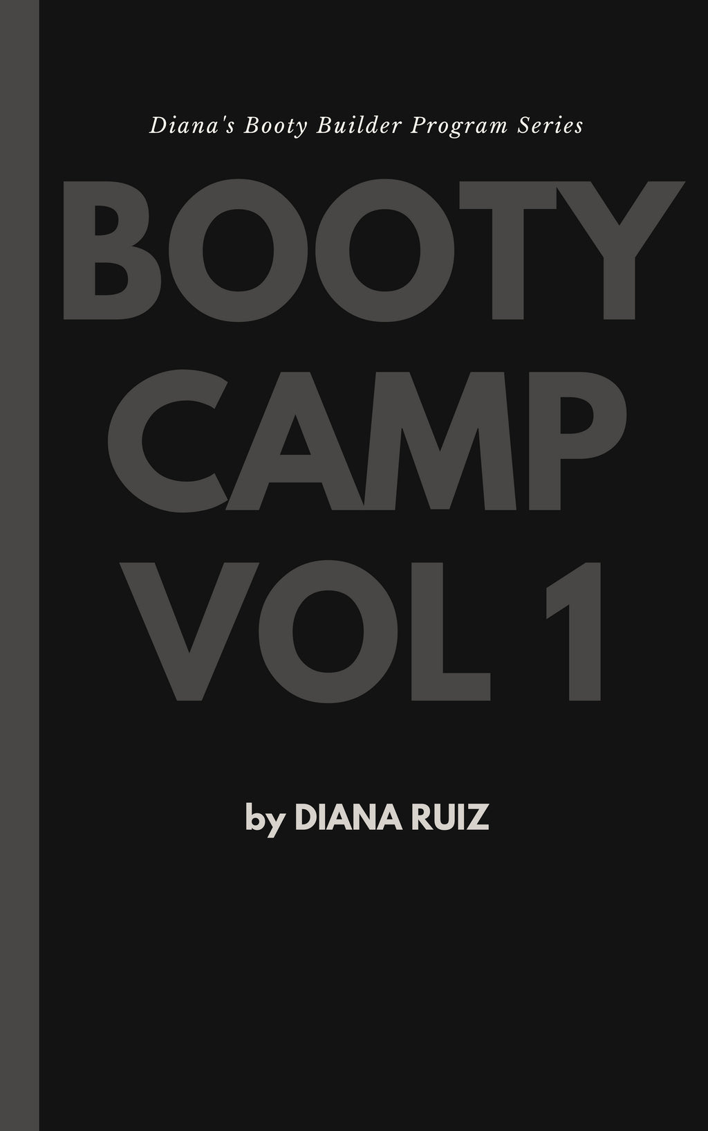 Booty Camp Volume 1