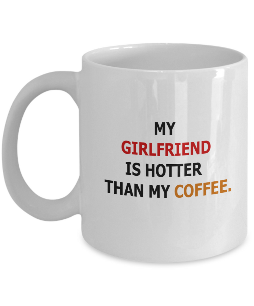Perfect Valentine's Gift Mugs for Girlfriend