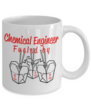 Chemical Engineer Fueled By 11oz Mug