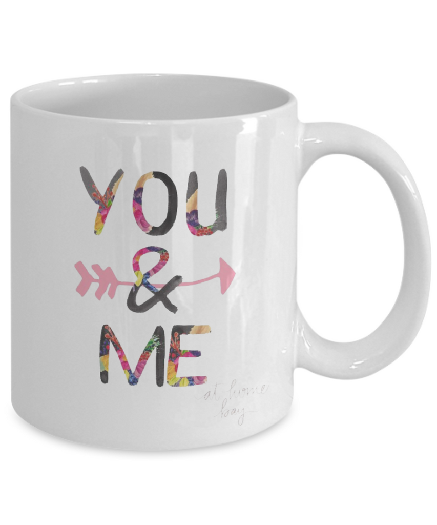 You and Me 11oz Mug