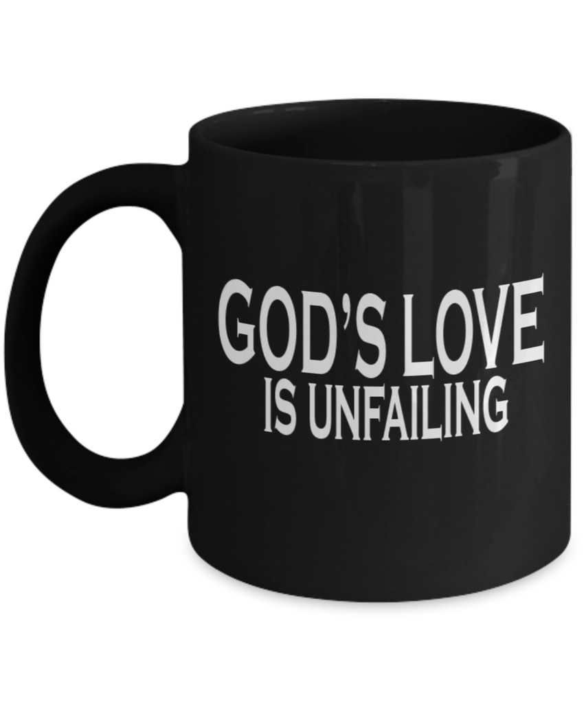 God's Love 11 & 15 oz Mug