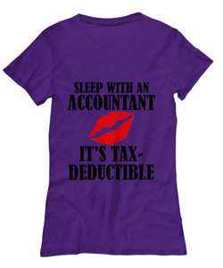 Accountant Women's Tee
