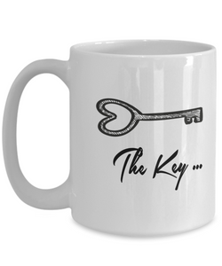 The Key 15oz Mug
