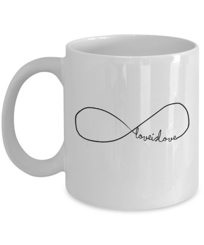 Infinity Love Is Love 11oz Mug