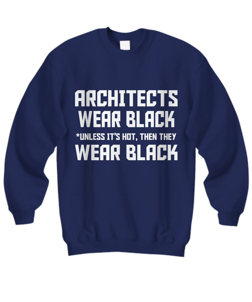 Architects  Sweater
