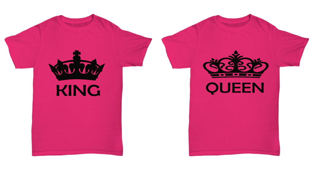 You Are My King-Queen Set