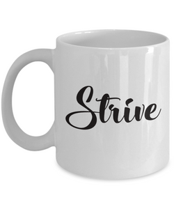 Strive 11 oz Mug