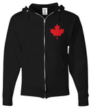 Maple Lead Zip Hoodie
