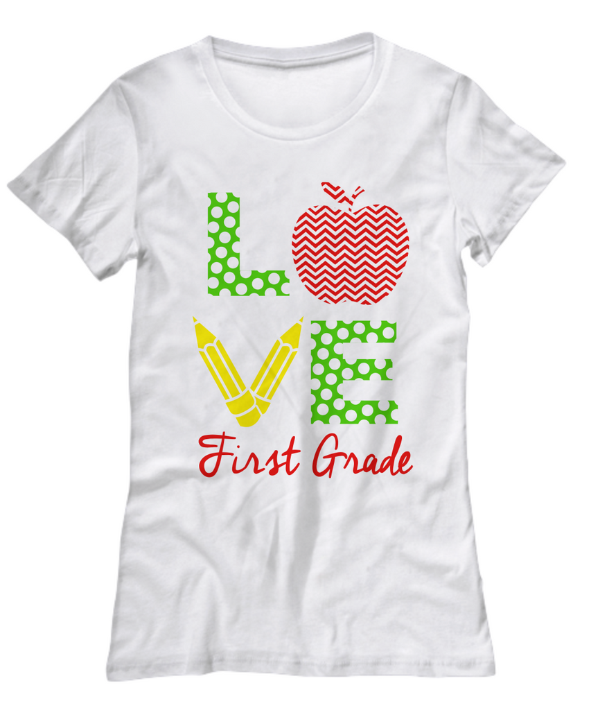 Love first Grade Women's Tee