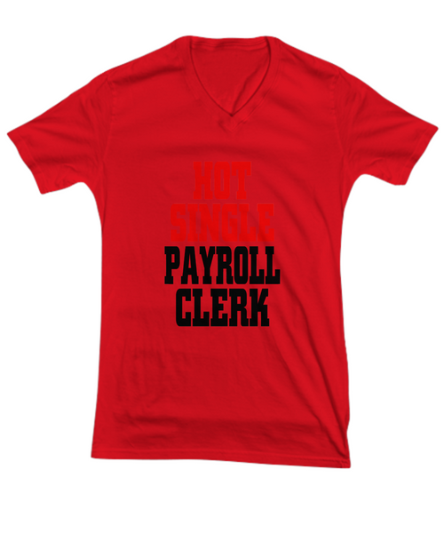 Hot single payroll clerk