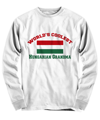 World's coolest Hungarian Grandma