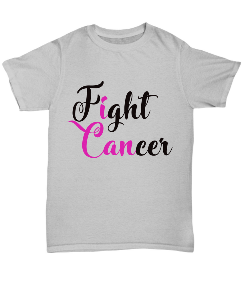Fight Cancer Unisex Tee