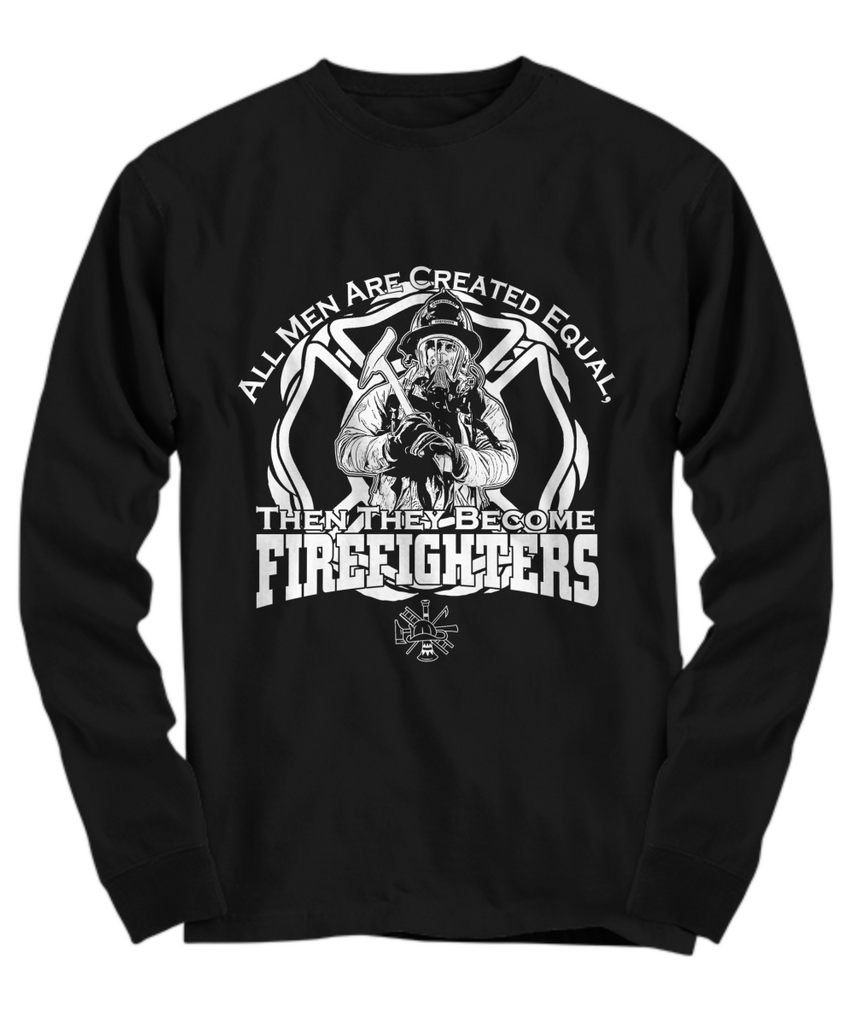Fire Fighters Long Sleeve Tee