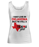 Texas Girl Women's Tank Top