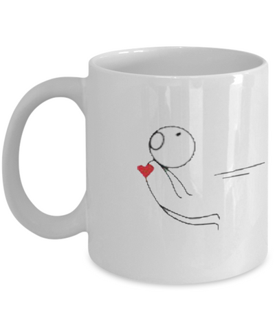 Magnet Boy 11oz Mug