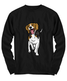 Beagle Long Sleeve Tee