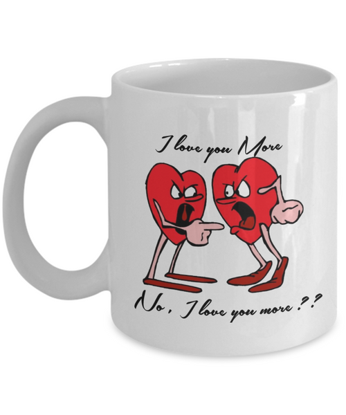 I Love You 11oz Mug