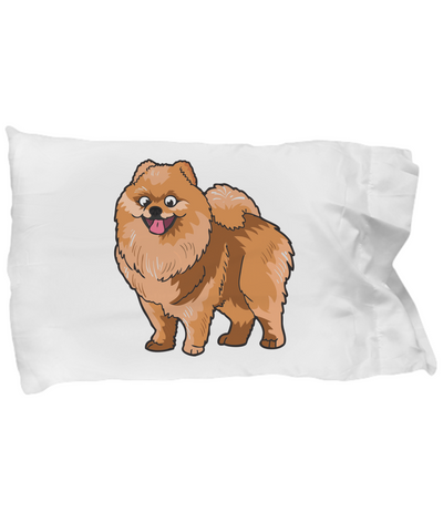 Pomerarian Pillow