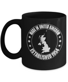 Made In UK 11oz Mug