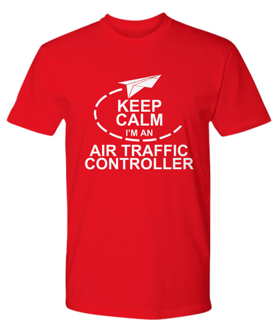Keep calm I'm an Air traffic controller