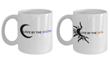 Love By The Moon Live By The Sun 11oz Mug